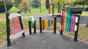 Parque infantil - Sensory Playground