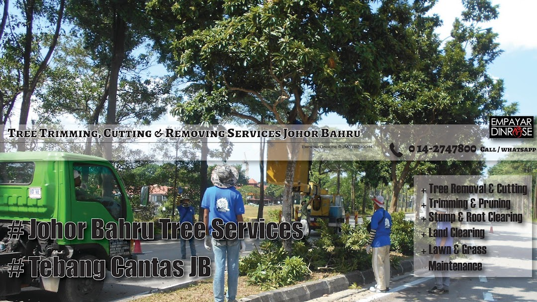 Tree Trimming Cutting Removing Services Johor Bahru Tree Service