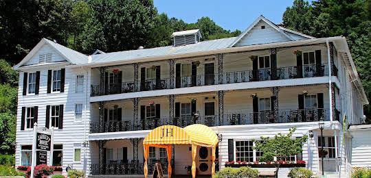 Jarrett House