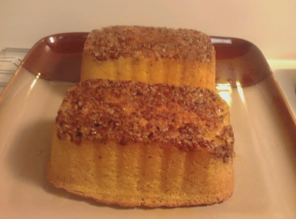 Holiday Butter-pecan Rum Cake Recipe