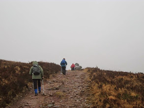 Photo: On the Beara-Breifne Way on the weekend of February 14th and 15th, 2015.  14 of 15