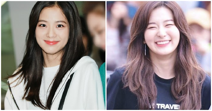 BLACKPINK's Jisoo And Red Velvet's Seulgi Have The Cutest
