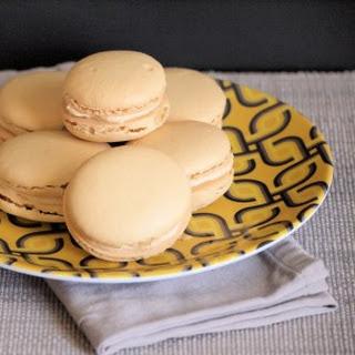 Maple Macarons