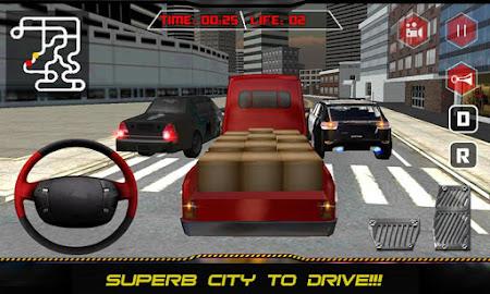 Mini Driver Truck Transport 3D 1.0.1 screenshot 62151