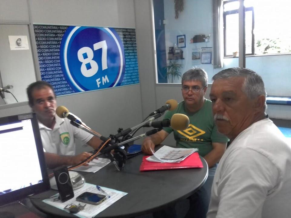 Giovane Dos Santos, Donacio Silva e Jota Matoso