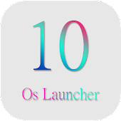 iLauncher 10 - Os Theme