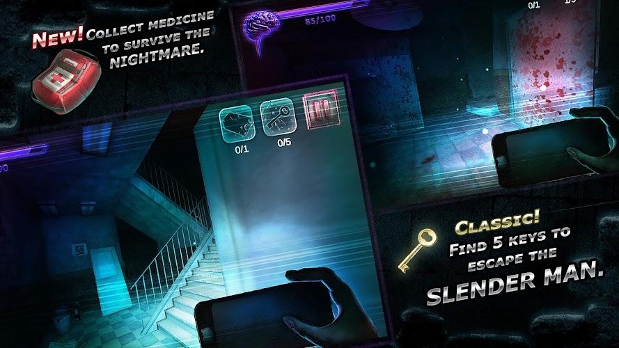 SlenderMan Origins 3 Full Apk v1.0