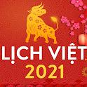 Lich Viet - Lich Van Nien & Lich Am 2021 icon