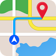 GPS, Maps, Navigation & Directions : Route Finder‏