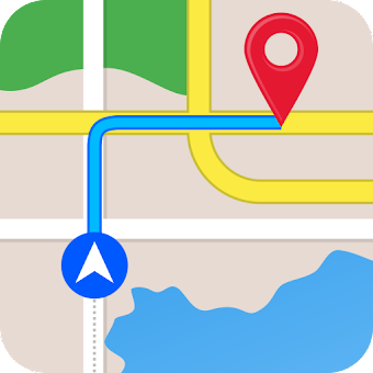 GPS, Maps, Navigation & Directions : Route Finder