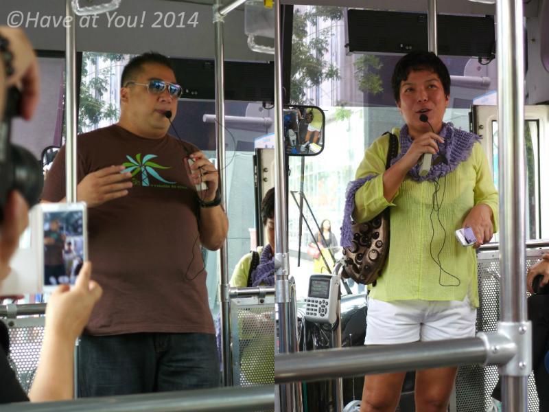 BGC Eats 2014 hosts