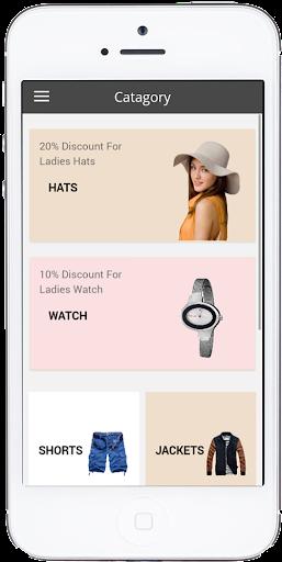 eCommerce App ionic theme