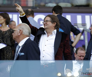 Le nouveau propriétaire d'Anderlecht, Marc Coucke réagit