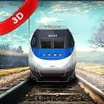 Euro Train Racing 3D icon