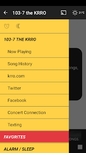 103.7 The KRRO- screenshot thumbnail