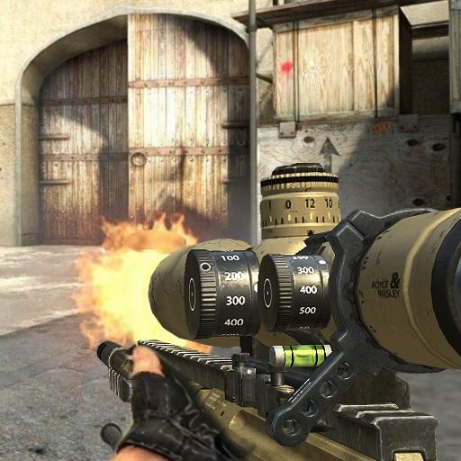 Sniper Strike: Gun Shooting Games