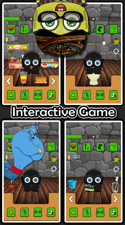 Tuyul - Virtual Pet Game- screenshot