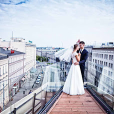 Wedding photographer Marcin Klaczkowski (klaczkowski). Photo of 26.08.2015