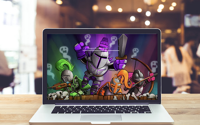 Knight Squad HD Wallpapers Game Theme