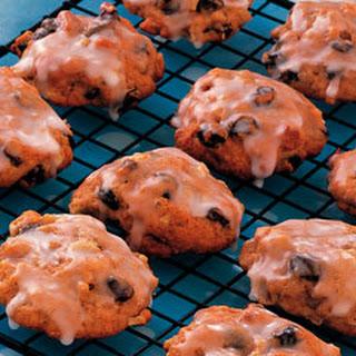Applesauce-Raisin Cookies.