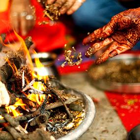 Hawan by Anurag Bhateja - Wedding Other