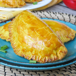 Jamaican Beef Patties.