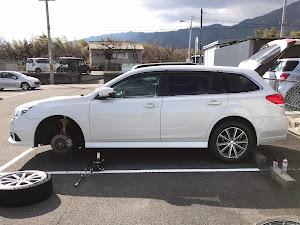 レガシィツーリングワゴン BRG 2.0GT  DIT  2012のカスタム事例画像 ぴろゆきさんの2018年12月14日15:29の投稿