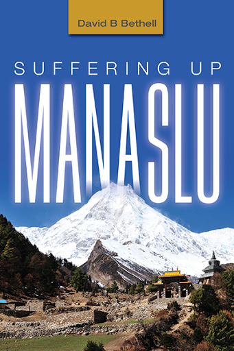 Suffering Up Manaslu cover