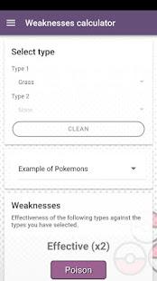 App Simple Pokedex APK for Windows Phone