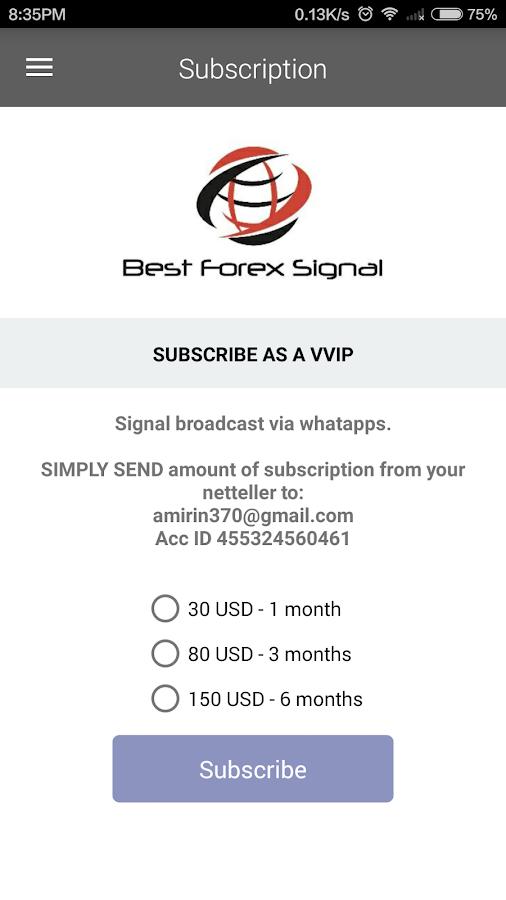 Mega premium forex signals review
