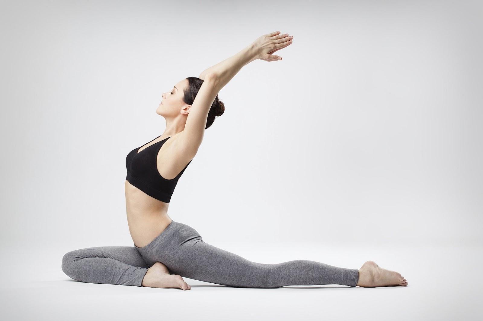 Kết quả hình ảnh cho tập yoga