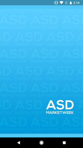 ASD Market Week Events 16.0.1 screenshots 1