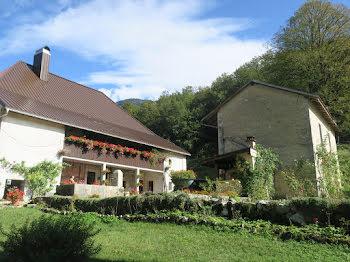 maison à Chézery-Forens (01)