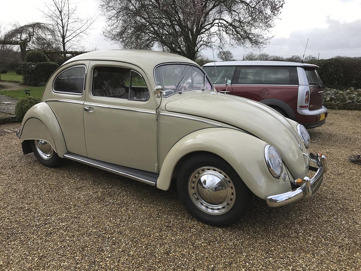Volkswagen Beetle Hire Horsham