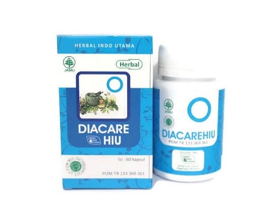 diacarehiu hiu diacare herbal alami diabetes kencing manis penurun menurunkan gula darah anti infeksi racun
