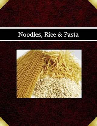 Noodles, Rice & Pasta
