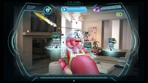 Hero Vision Iron Man AR Experience 1.0.2 screenshots 3
