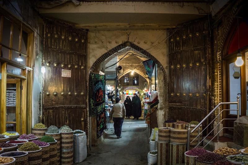 Gran Bazar di Tabriz di pierluigi_madau