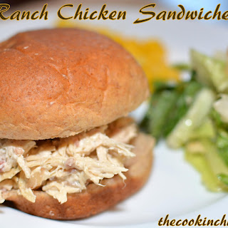 Ranch Chicken Sandwiches