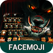 Dark Wolf Keyboard Theme for Android APK