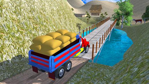 Cargo Indian Truck 3D 1.0 screenshots 1