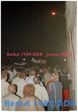 Photo: Demo in der Amtstraße / Ziegenmarkt