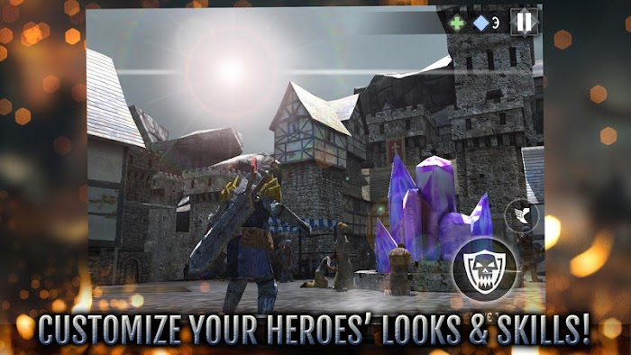 Heroes and Castles 2 - screenshot