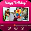 Birthday Slideshow with Music APK