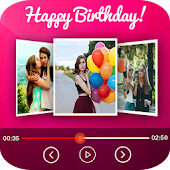 Birthday Slideshow with Music