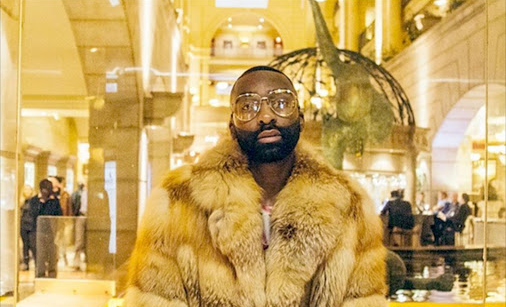 "Riky Rick's ""Stay Shining"" is featured on the album."