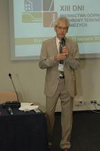 Photo: Prof. Z. Niedojadło - powianie i słowo wstępne