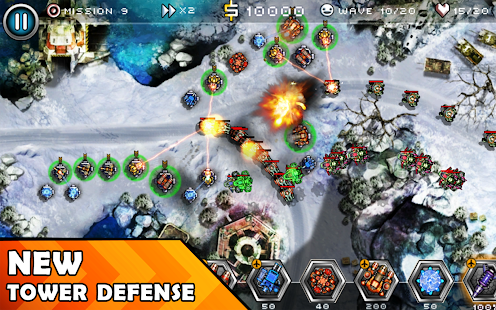 Tower Defense Zone 2 Hack for the game