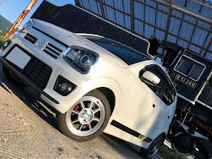 アルトワークス HA36S H30年 4WD MTのカスタム事例画像 リボーンさんの2020年08月15日06:40の投稿