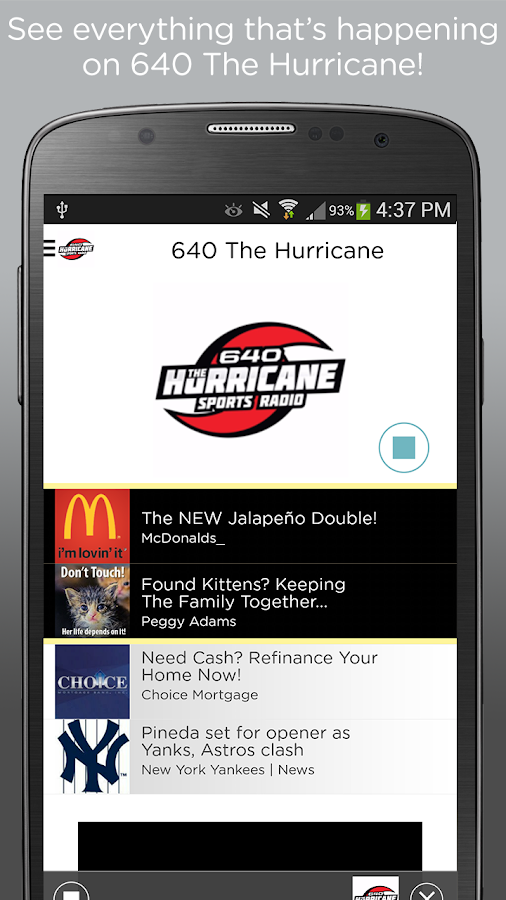 640 The Hurricane- screenshot